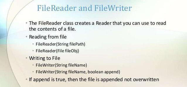 java работа с файлами и папками