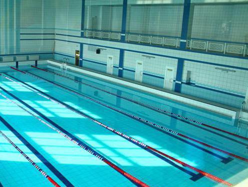 бассейн юность екатеринбург