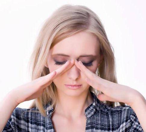 постназальный синдром лечение