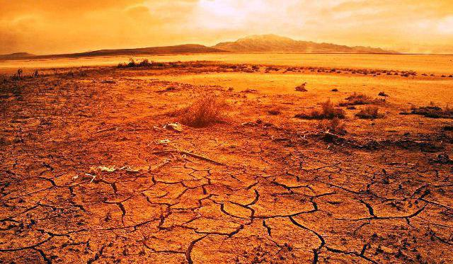 аридный климат