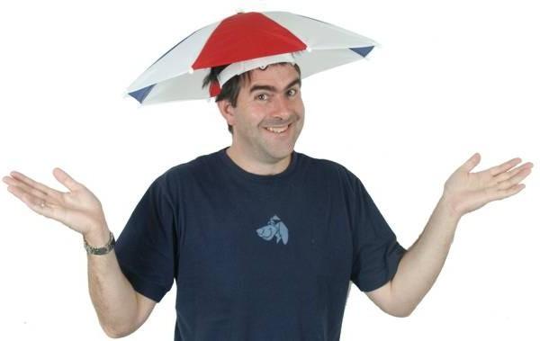 зонты на голову от дождя
