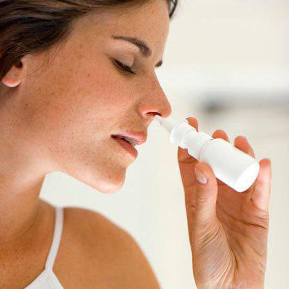 Беременна заложен нос чем капать 13