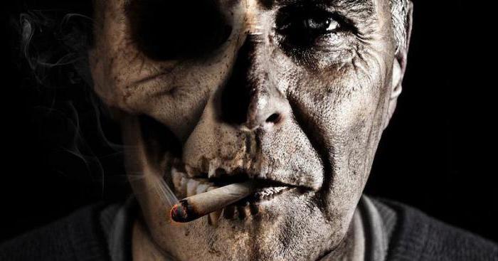 влияние курения на сердечно сосудистую систему человека