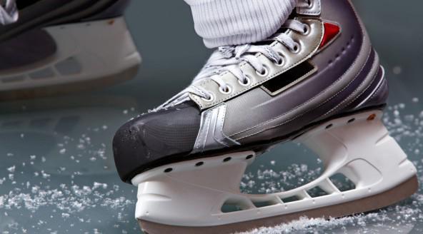 ржавчина на коньках