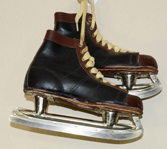 уход за коньками после катания