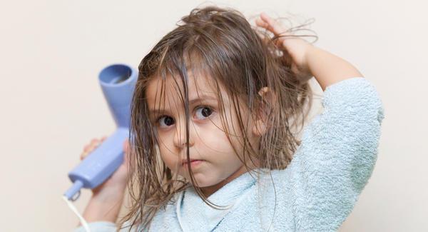 у ребенка появляется корочка на голове