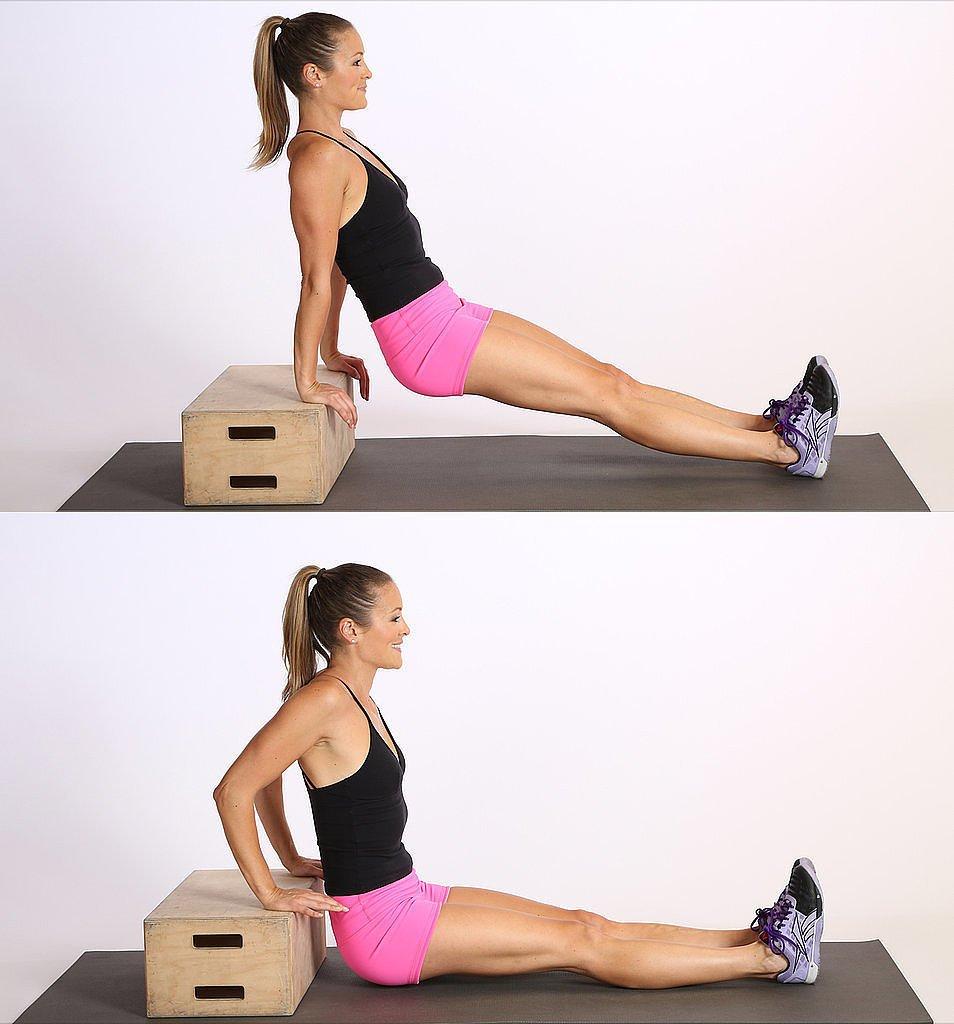 Упражнения До Похудения Рук. Эффективные упражнения для похудения рук и плеч