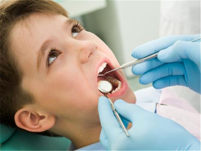 periodontal disease in children symptoms