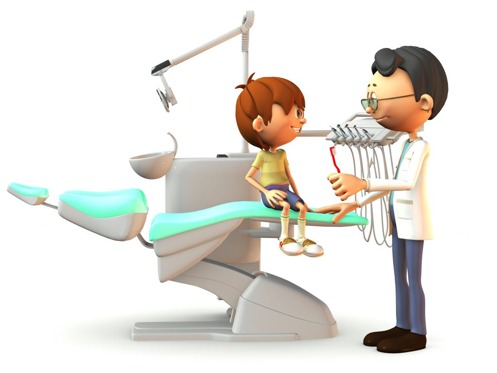periodontal disease in a child 4 years old treatment