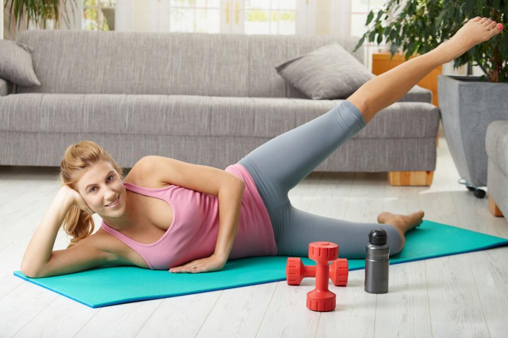 Видео Спорта Похудеть. 9 лучших видео тренировок для домашнего похудения