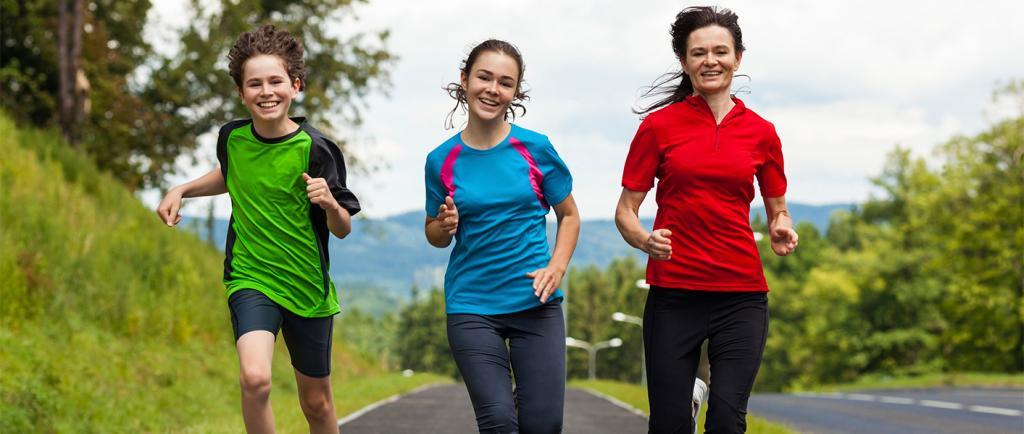 зарядка упражнения для подростков