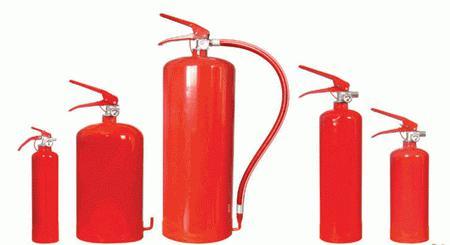 Огнетушитель ОУ 5: назначение, особенности применения, технические характеристики