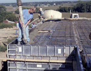 строительство каркасно монолитного дома