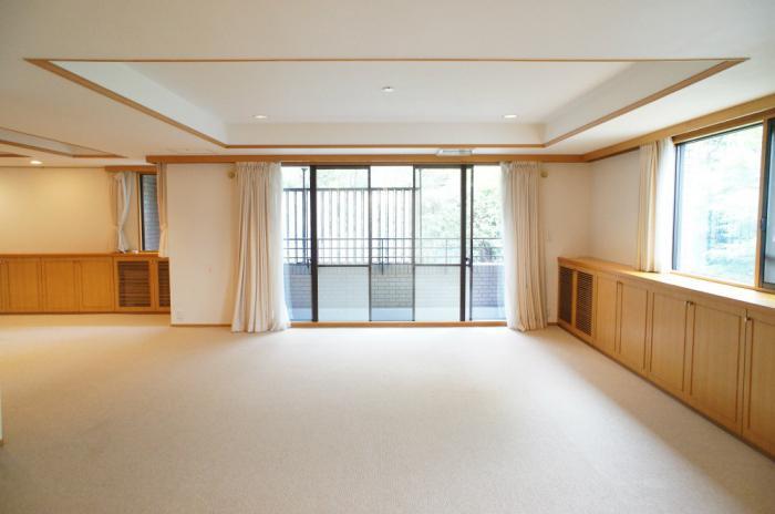 внутреннее пространство помещения