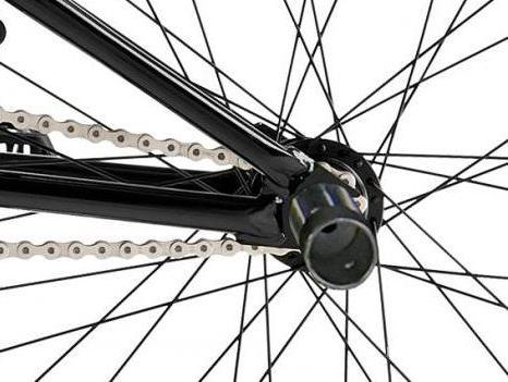 задняя втулка велосипеда стелс