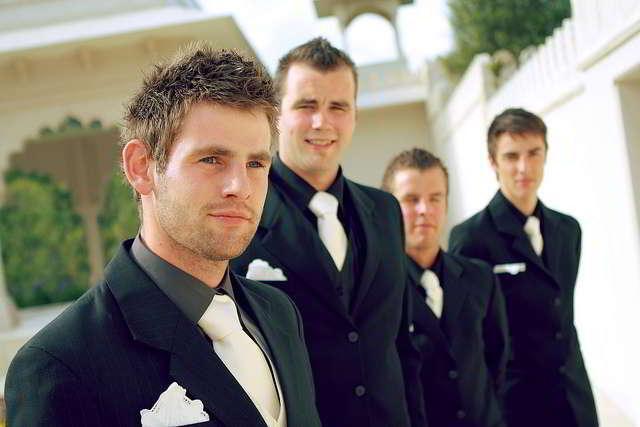 свадебные образы жениха и невесты