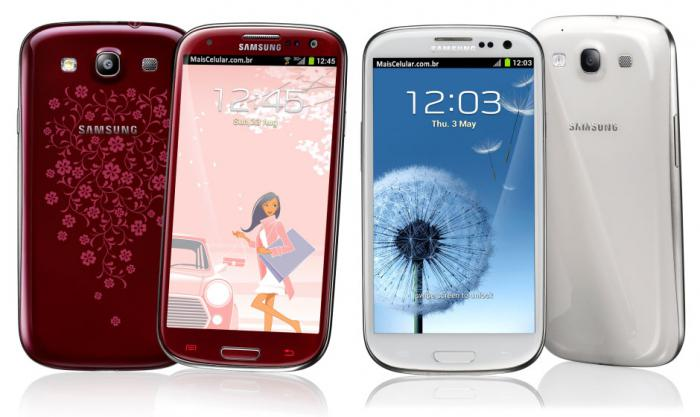 знакомства с функцыями телефона галакси с3
