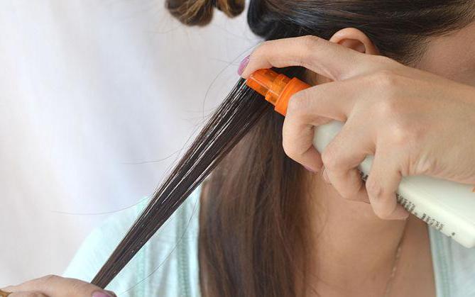 спрей для укладки волос отзывы