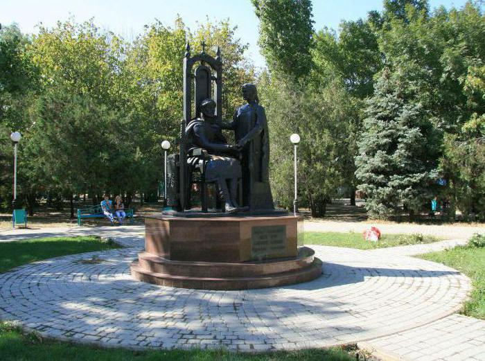 памятник февронии и петру в ейске