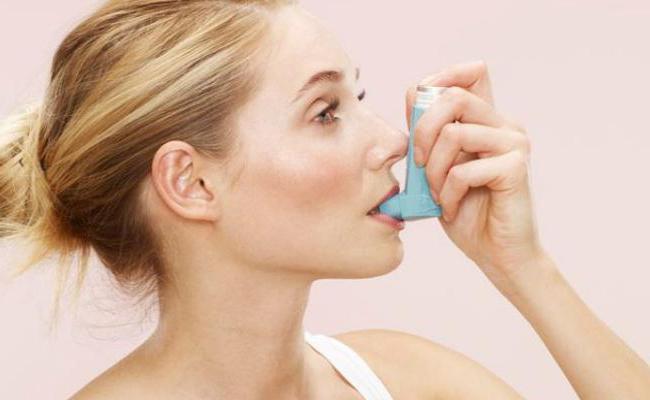 ремантадин при бронхиальной астме