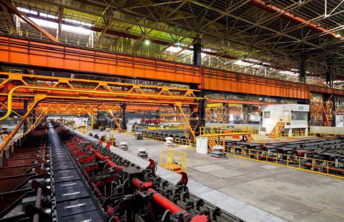 оао челябинский металлургический завод