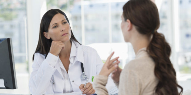 how long does the removal of the ovarian cyst