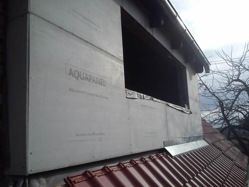 аквапанель для фасада