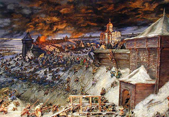 Какой город руси оказал наиболее упорное сопротивление войску хана батыя