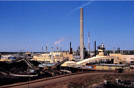 канада полезные ископаемые и промышленность