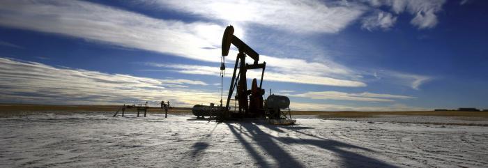 добыча газа в канаде