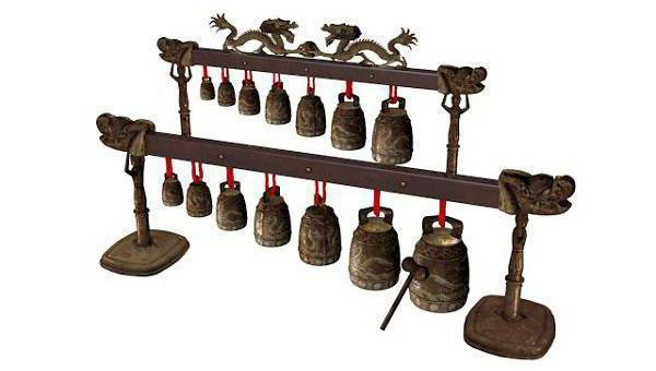Китайские ударные инструменты