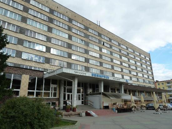 Брест, «Беларусь» (гостиница): описание, цены и отзывы