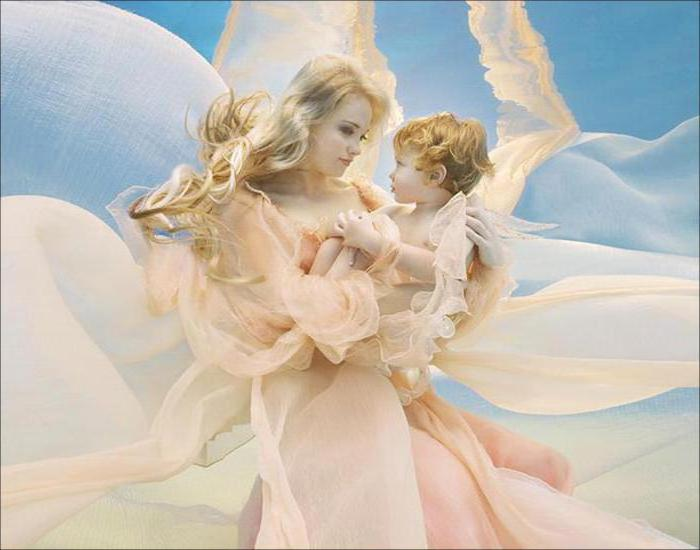 Ангел оберегать своими руками 580