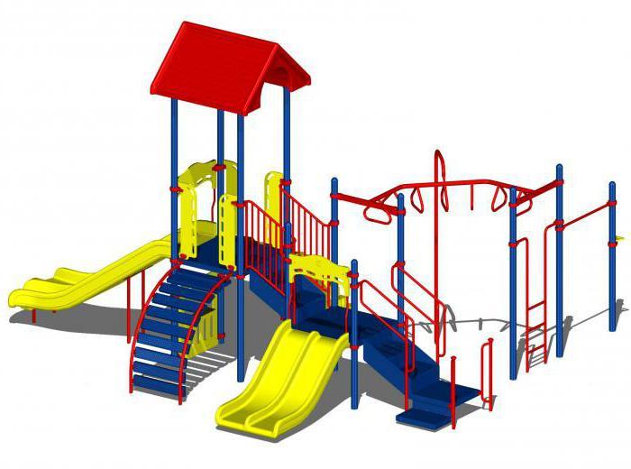 оборудование для спортивных площадок школ