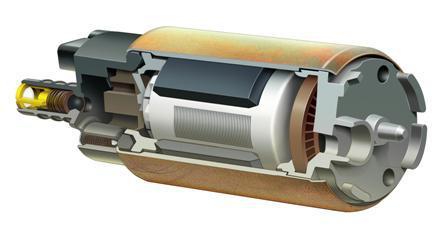 Фото №23 - производительность топливного насоса ВАЗ 2110