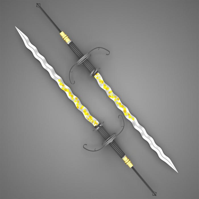 Меч рыцарей. Антикварное холодное оружие