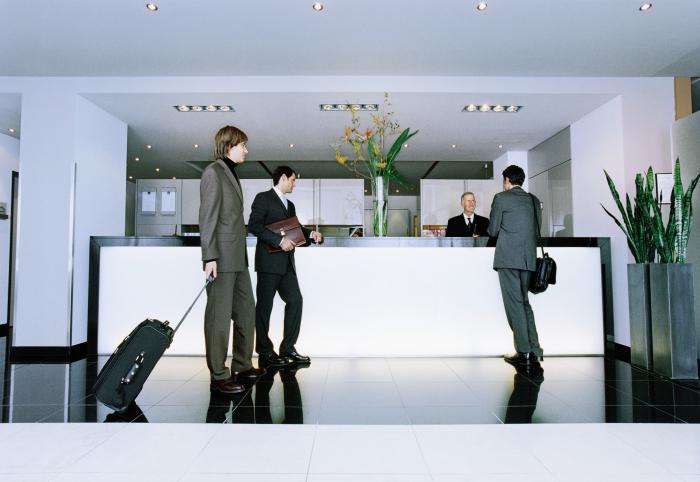 дополнительные услуги в гостиницах
