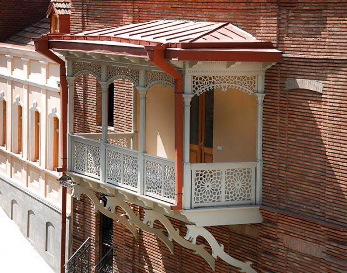 Сонник балкон без ограждения