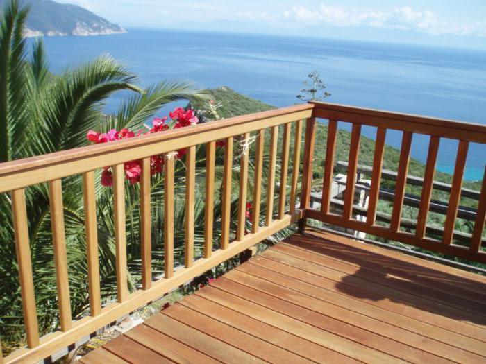 Сонник балкон застекленный
