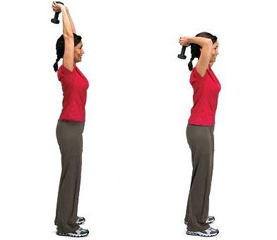 упражнение чтоб убрать жир с колен