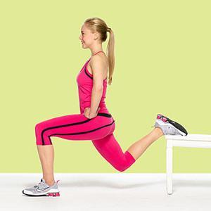 Хорошее упражнение для ягодиц