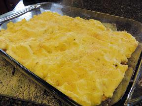 Картофельная запеканка с мясным фаршем рецепт
