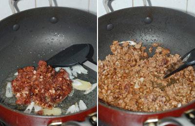 Картофельная запеканка с фаршем пошаговый рецепт