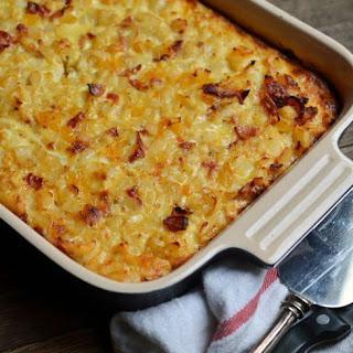 рецепт картофельного пирога в духовке с фаршем