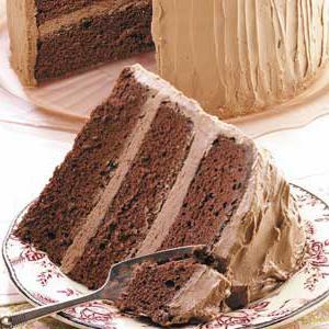 Крем для шоколадного торта рецепт