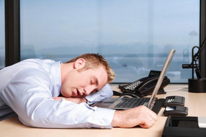 Почему постоянно хочется спать лечение
