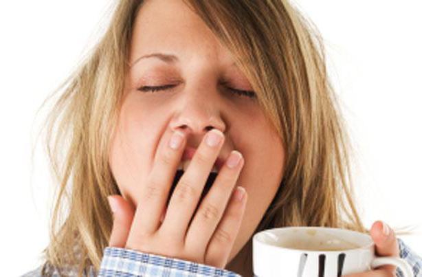 Почему постоянно хочется спать и нет сил