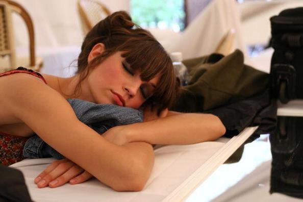 Почему постоянно хочется спать при беременности