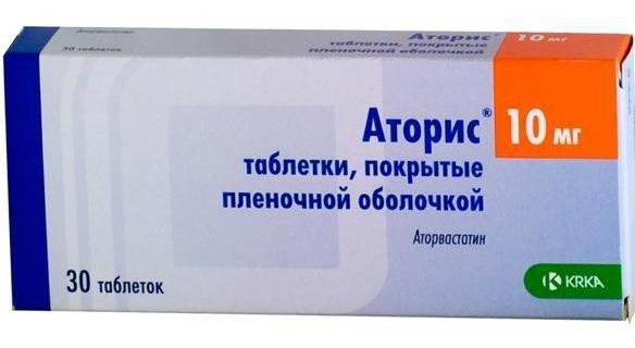 статин липримар