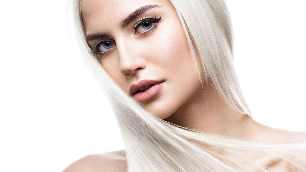 краска гарньер платиновый блонд